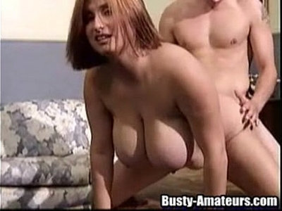 busty  cock  natural tits  pussy