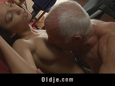 boss  maid  old man  young