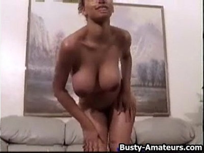 busty  chick  natural tits  striptease