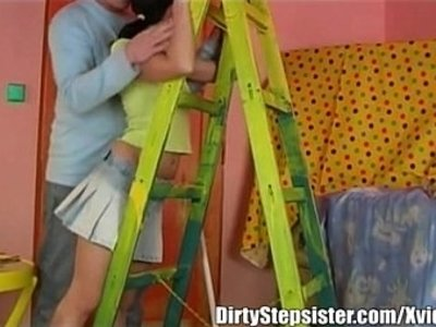 housewife  pussy  stepsister